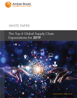 Supply Chain Digest Newsletter January 17, 2019